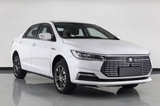 BYD Qin Pro EV new declaration pic revealed