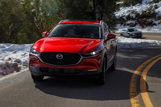 Mazda CX-30, the first choice for young people