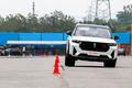 从容淡定的运动型SUV 测试一汽奔腾T99运动版