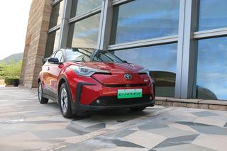 丰田首款TNGA架构纯电动车 C-HR EV亮点在别处