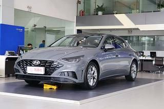 先后十代索纳塔1.5T车型到店 3千财金可抵6千车款