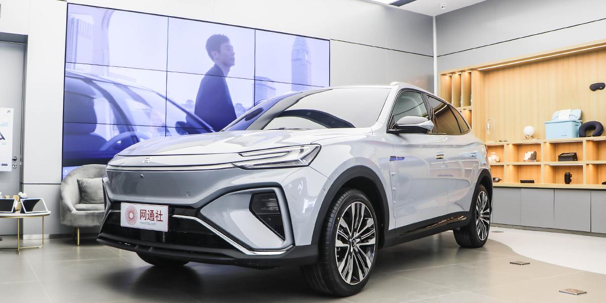 全球首款真5G车 MARVEL R将于2月7日上市