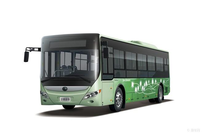 宇通E10纯电动城市客车