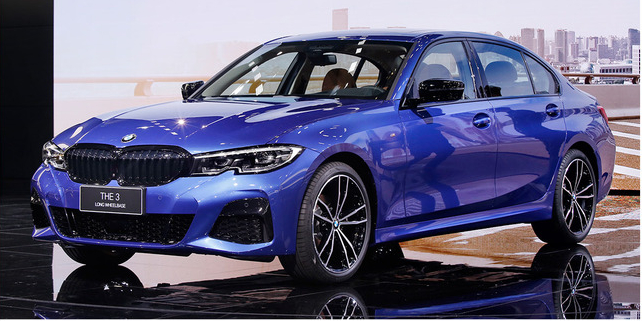最低31.39万元!全新BMW 3系标轴/长轴开启预售