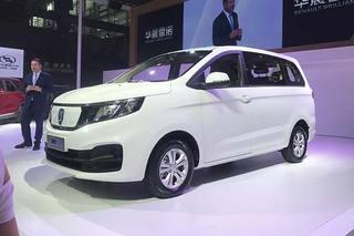 华晨雷诺首款新能源商用车亮相 将于2019年上市