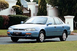 日系中型车的较量 80后眼中的九十年代汽车