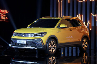 SUV家族再添猛将 上汽大众T-Cross售12.79万元起