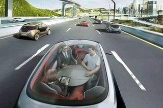 大众/现代纷纷出手自动驾驶,合纵连横模式已形成