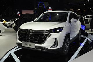 第3款智系列车型 北京汽车智达X3将于7月4日预售