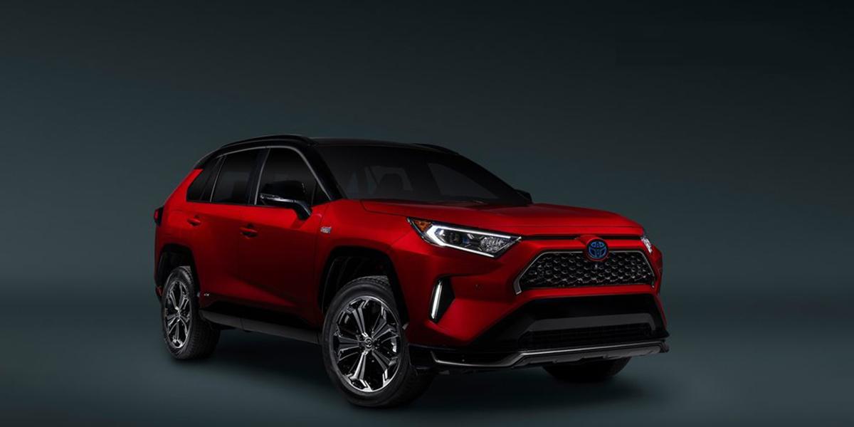 车型逐渐完善 丰田计划明年推出RAV4纯电动车型